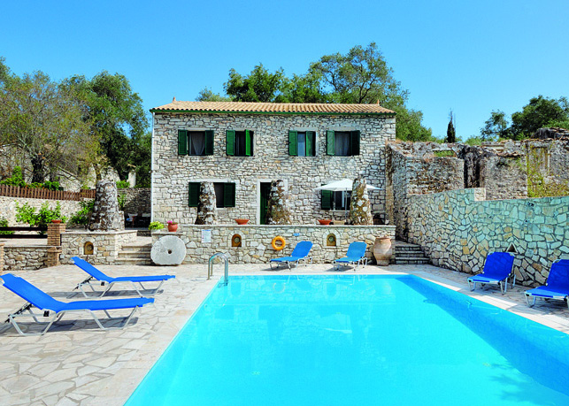 Governor's House, Paxos